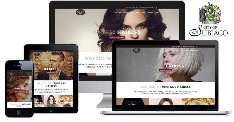 Web Design Subiaco